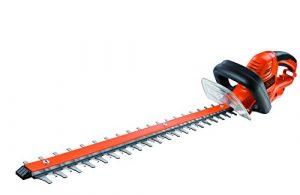 Black+Decker GT5560-QS Cortasetos (550 W) con Longitud de Espada de 60 cm y 25 mm de separación Entre Dientes 3