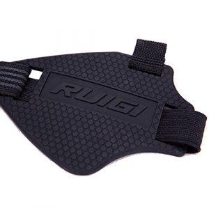 Motocicleta de zapatos de Protectora, anti de esquí dding schützende Zapatos de fregadero, Moto, aditivos de palanca de cambios de aufladungs-Zapatillas de protección de cubierta de rueda dentada 3