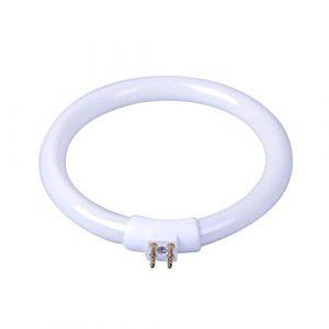 AIMERKUP Anillo De Luz LED 11W T4 Tubo Fluorescente Circular para Cámara Teléfono Inteligente Video Vlog Disparo Maquillaje, 9.5cm Innner / 12.2cm Exterior 2