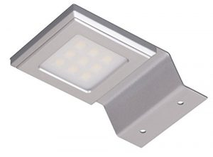 SMART LIGHT Luz para Armario LED, 2.1 W, Plateado, 3.6x8.3x13.4 cm 3