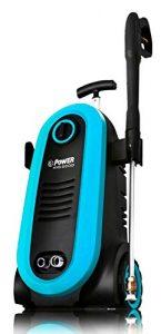 Power Hidrolimpiadora de Alta Presión 2300 PSI eléctrico sin escobillas 1,76 Gpm inducción Azul 3