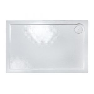 Plato de ducha rectangular PORTA 110x70 Relieve 1