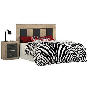 Alto HomeSouth Perchero recibidor o Dormitorio Acabado en Color Blanco Perchero de pie Moderno para Colgar Ropa x 37 cm Modelo Tiber di/ámetro Medidas: 178 cm