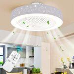 Lámparas de techo con ventilador
